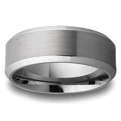 Tungsten Wedding Band 2513