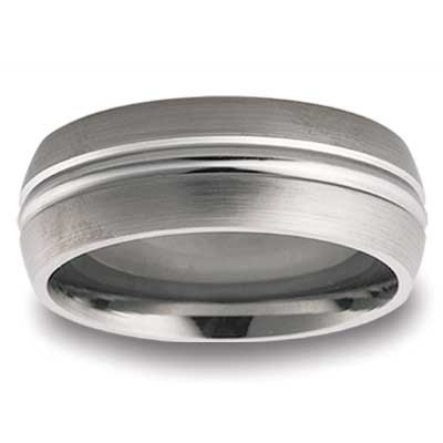 Tungsten Wedding Band 2514