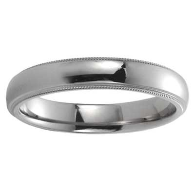 Cobalt Wedding Band 8659-4
