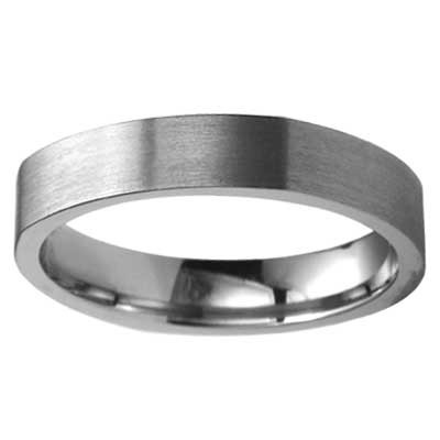 Cobalt Wedding Band 8668