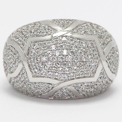 Extremely Gorgeous Designer Silver Ring
