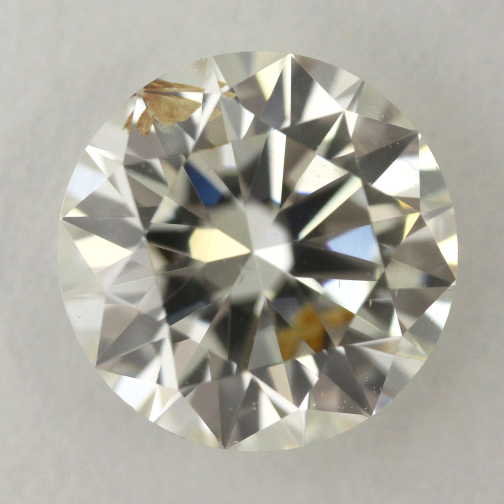 0.82 Carat - Round Brilliant Diamond