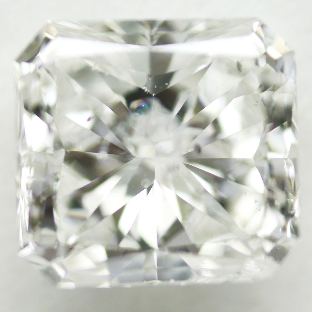 0.95 Carat - Radiant Cut Diamond