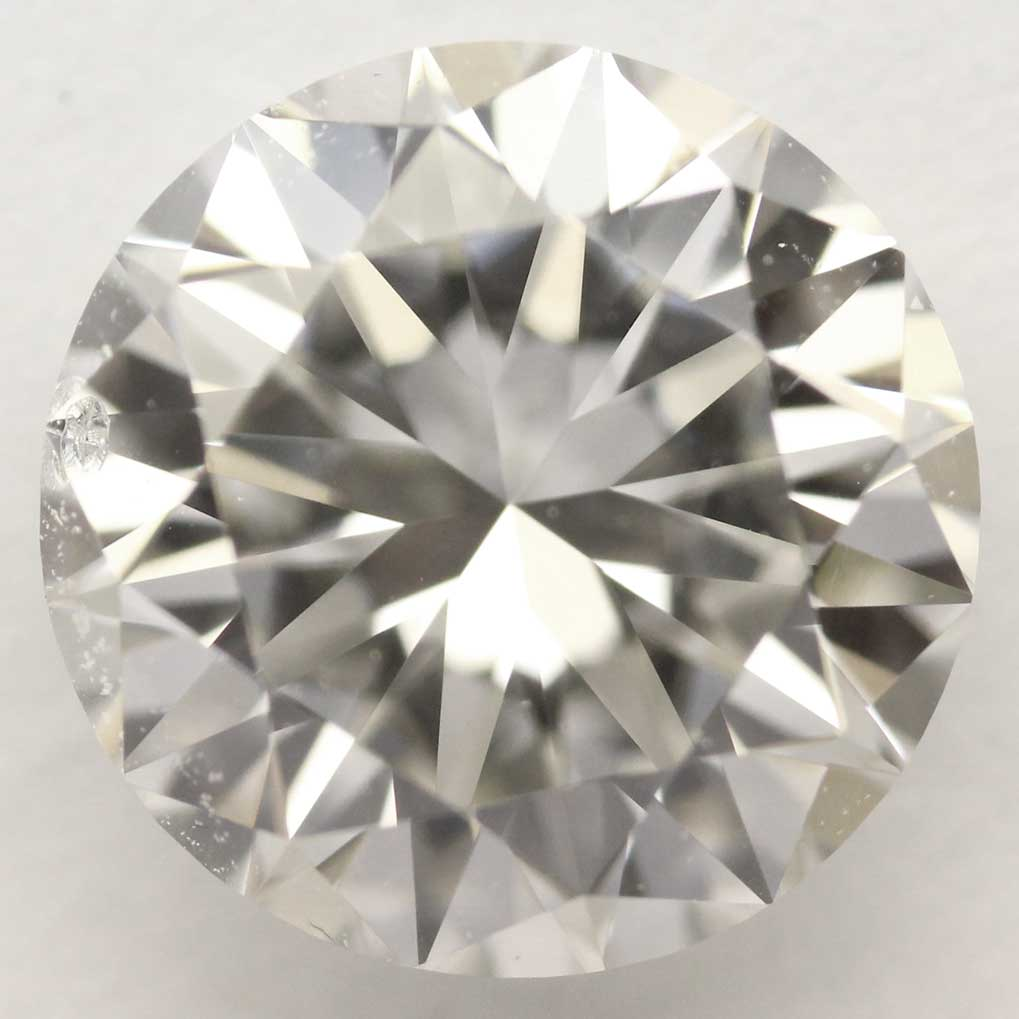 0.90 Carat - Round Brilliant Diamond