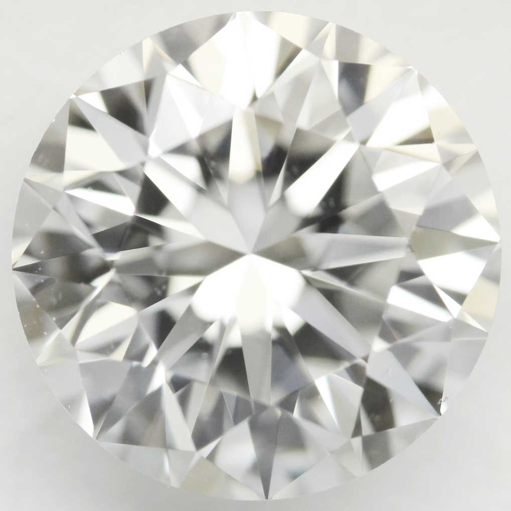 1.17 Carat - Round Brilliant Diamond