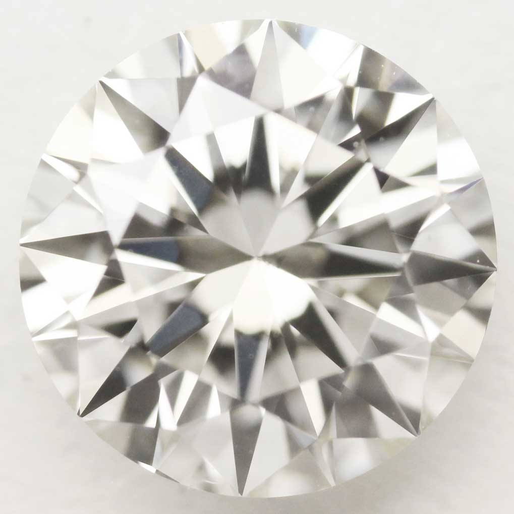 1.02 Carat - Round Brilliant Diamond