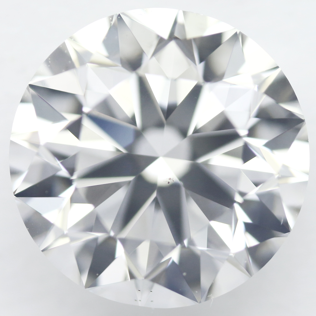 1.65 Carat - Round Brilliant Diamond