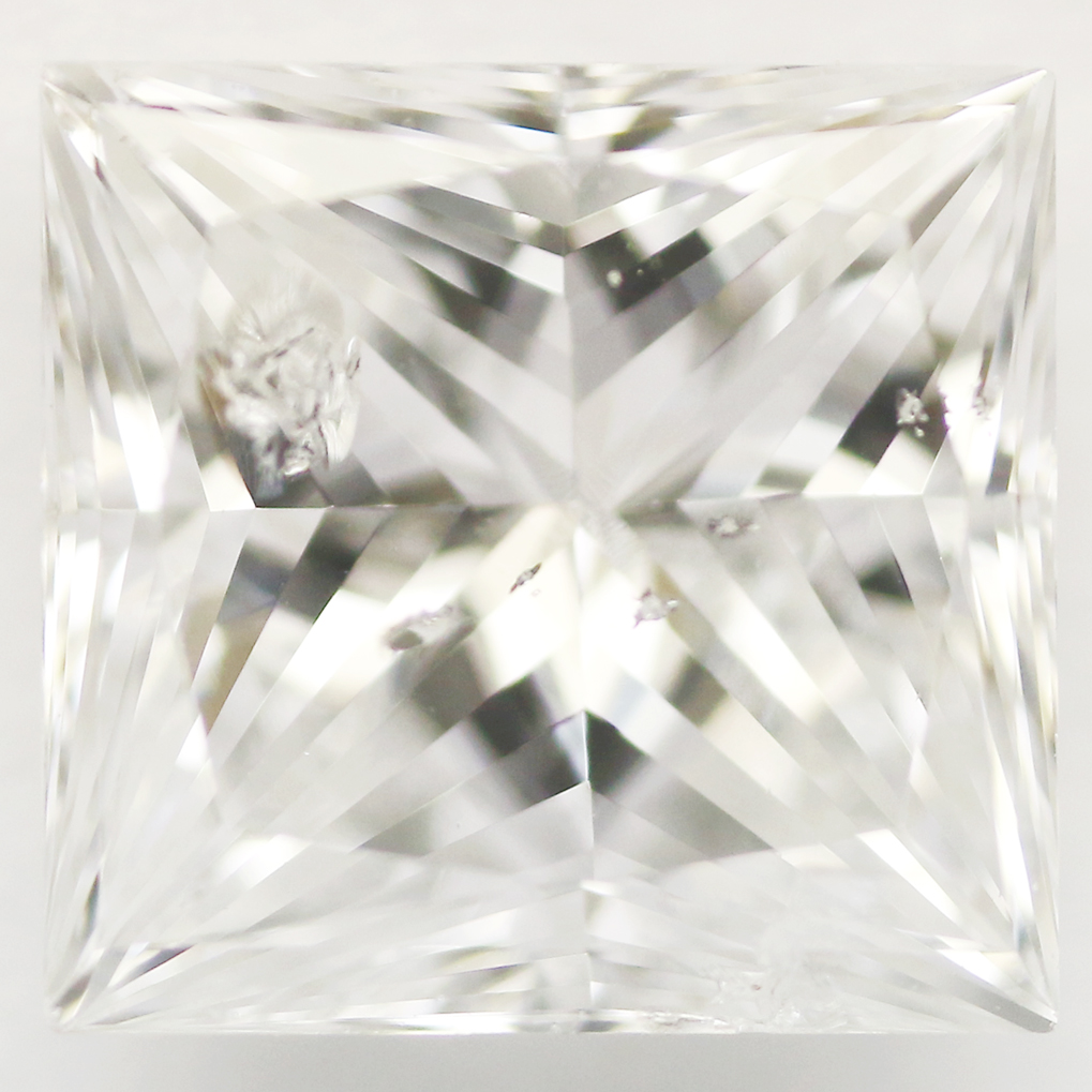 0.85 Carat - Princess Cut Diamond