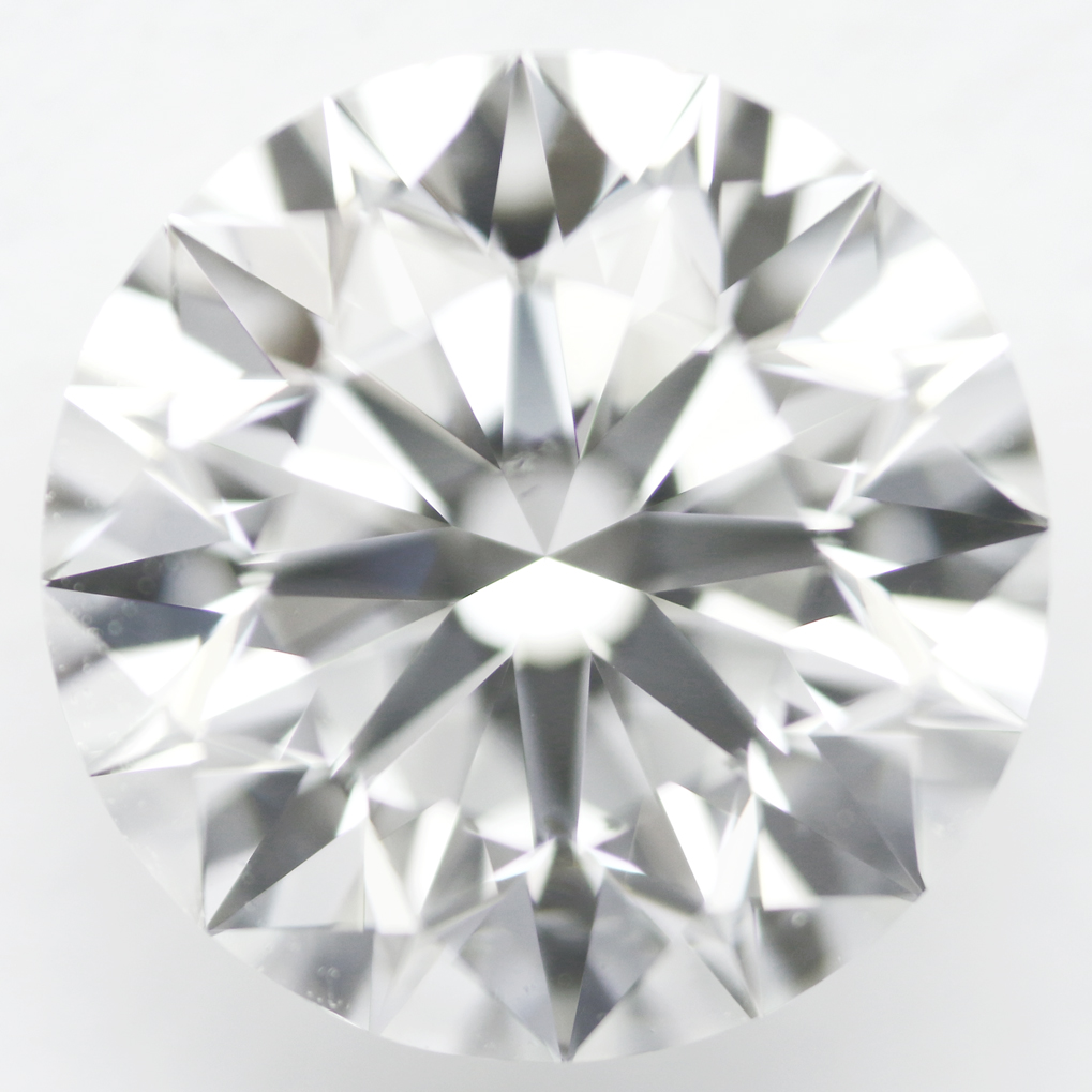 1.64 Carat - Round Brilliant Diamond