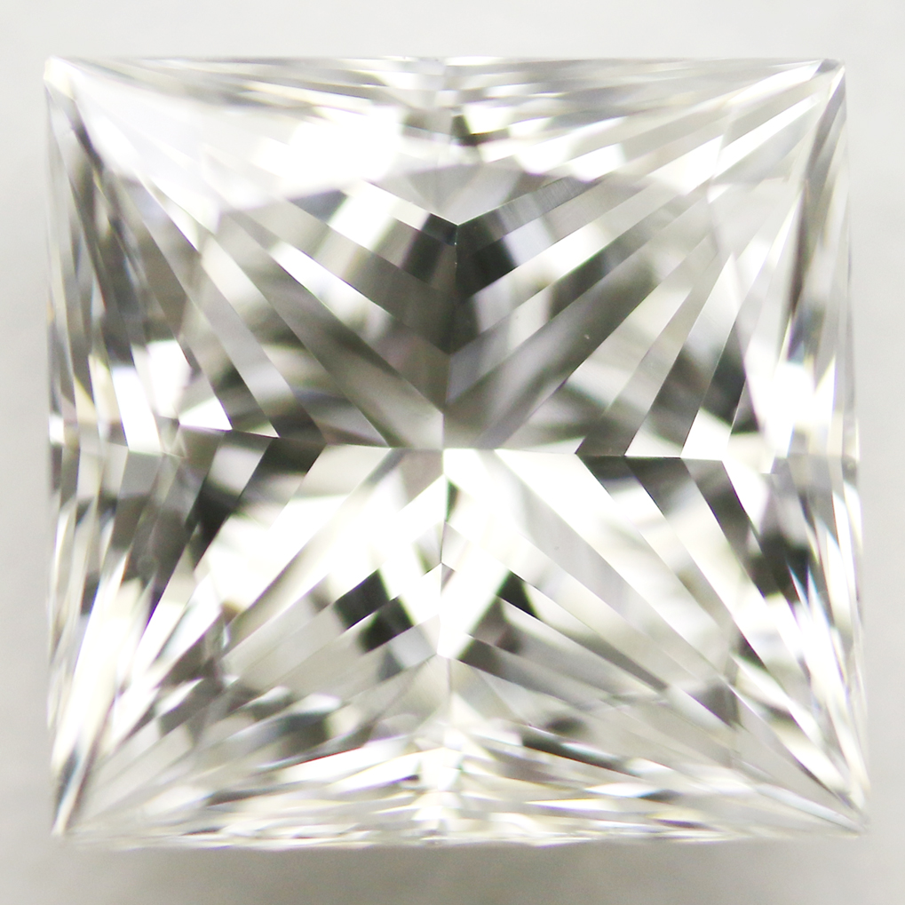 0.84 Carat - Princess Cut Diamond