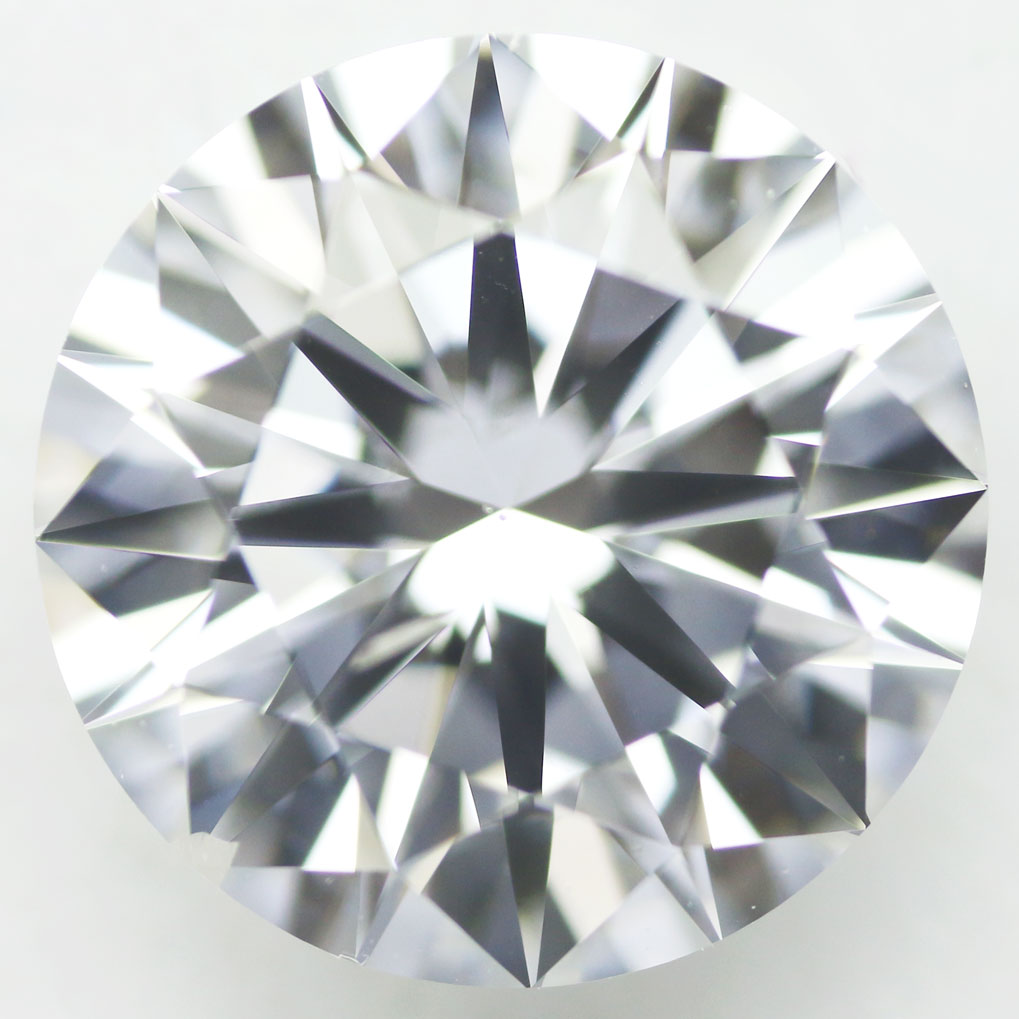1.56 Carat - Round Brilliant Diamond