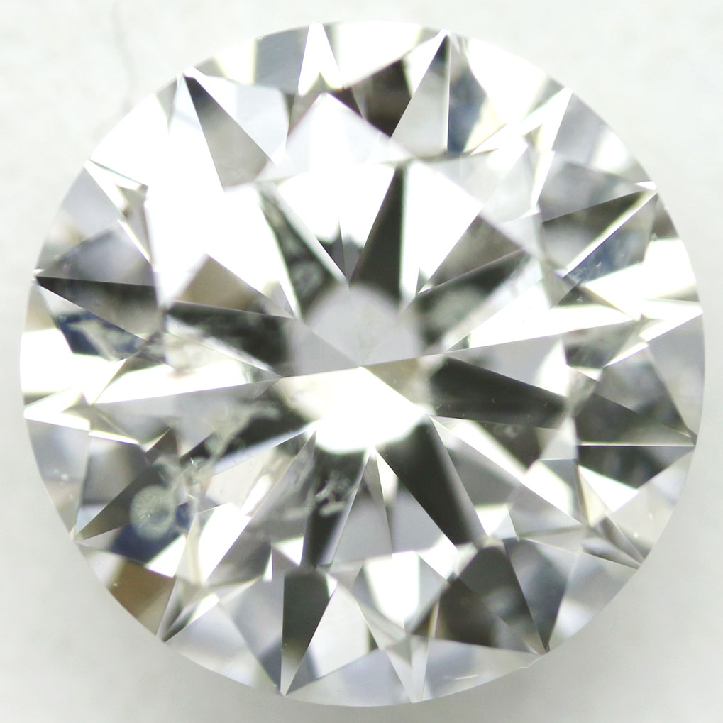 1.10 Carat - Round Brilliant Diamond