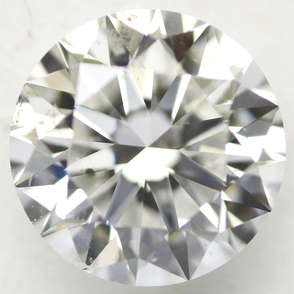 0.74 Carat - Round Brilliant Diamond
