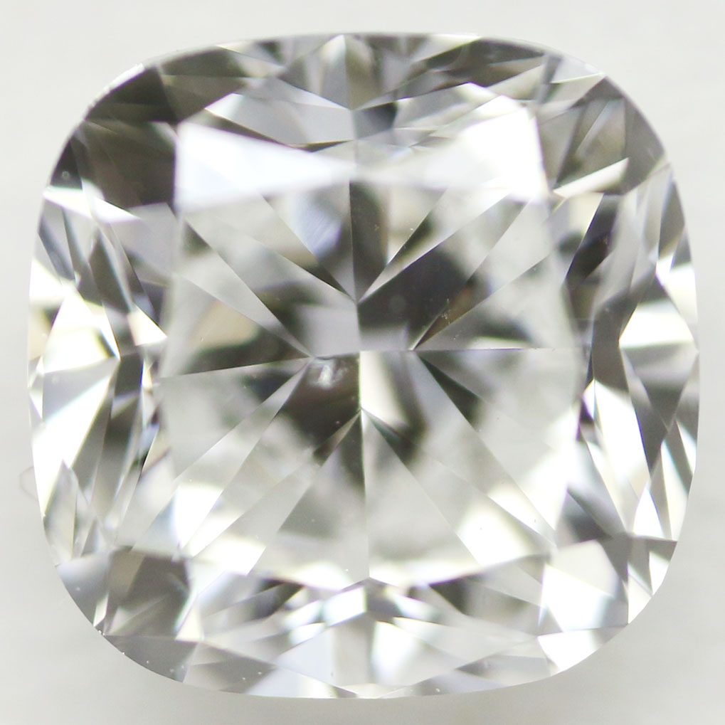 0.90 Carat - Cushion Cut Diamond