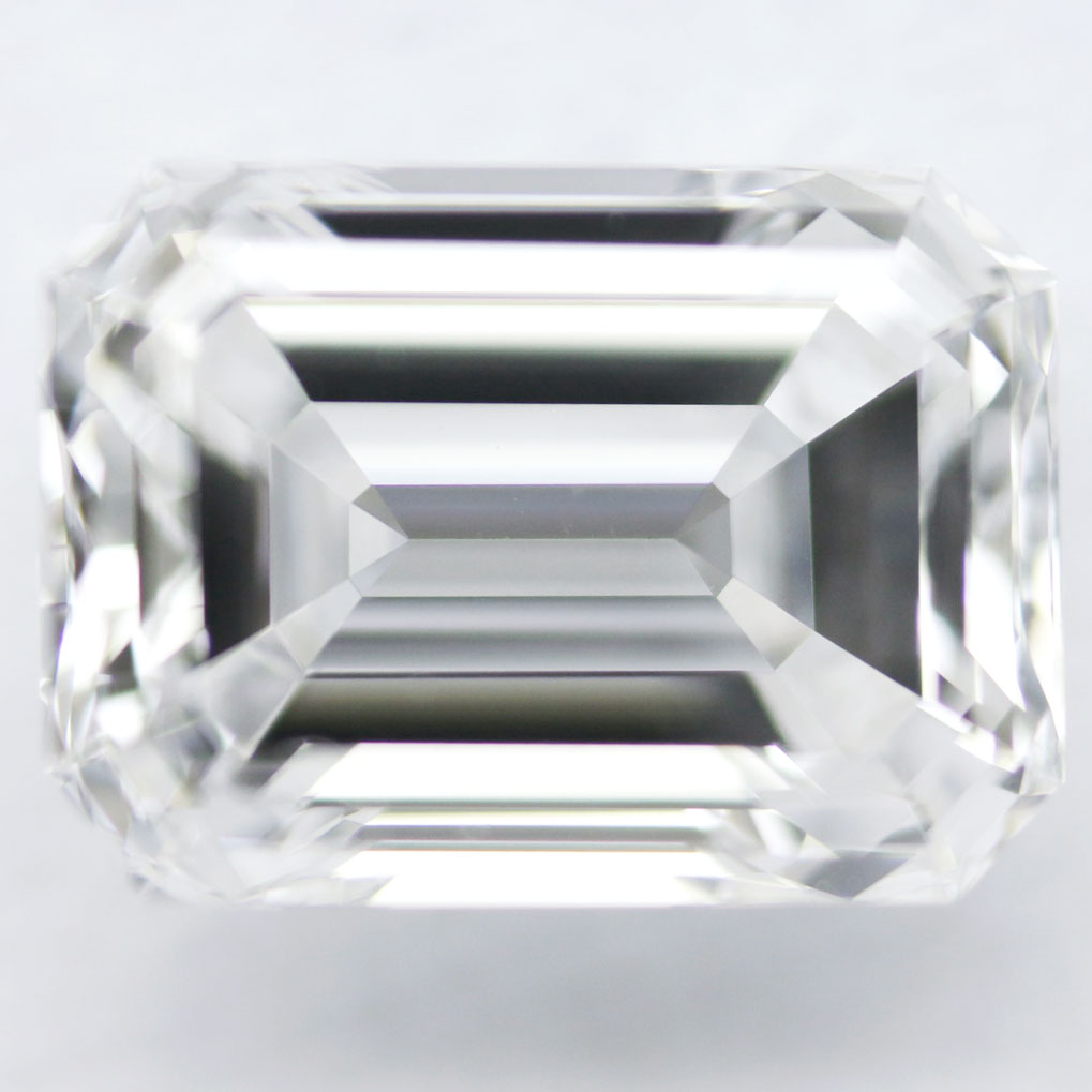 0.75 Carat - Emerald Cut Diamond